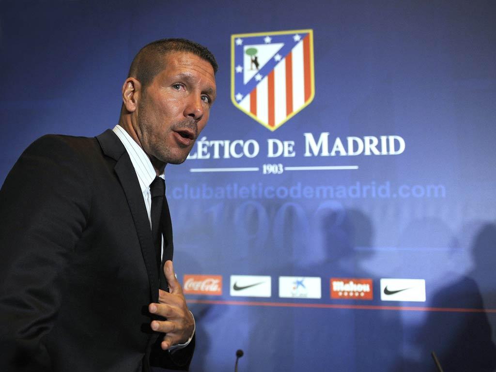 Cholo simeone y una duda constante gran dt fulbito l rico for Oficinas atletico de madrid